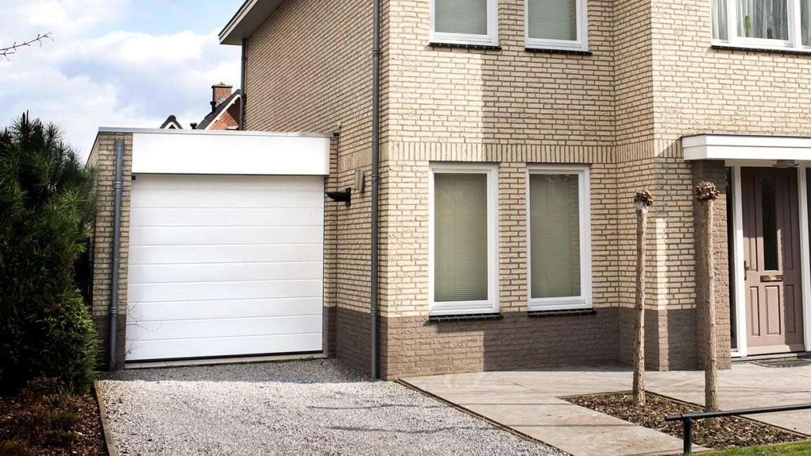 Garagedeuren Hörmann: voor iedere garage een passende deur