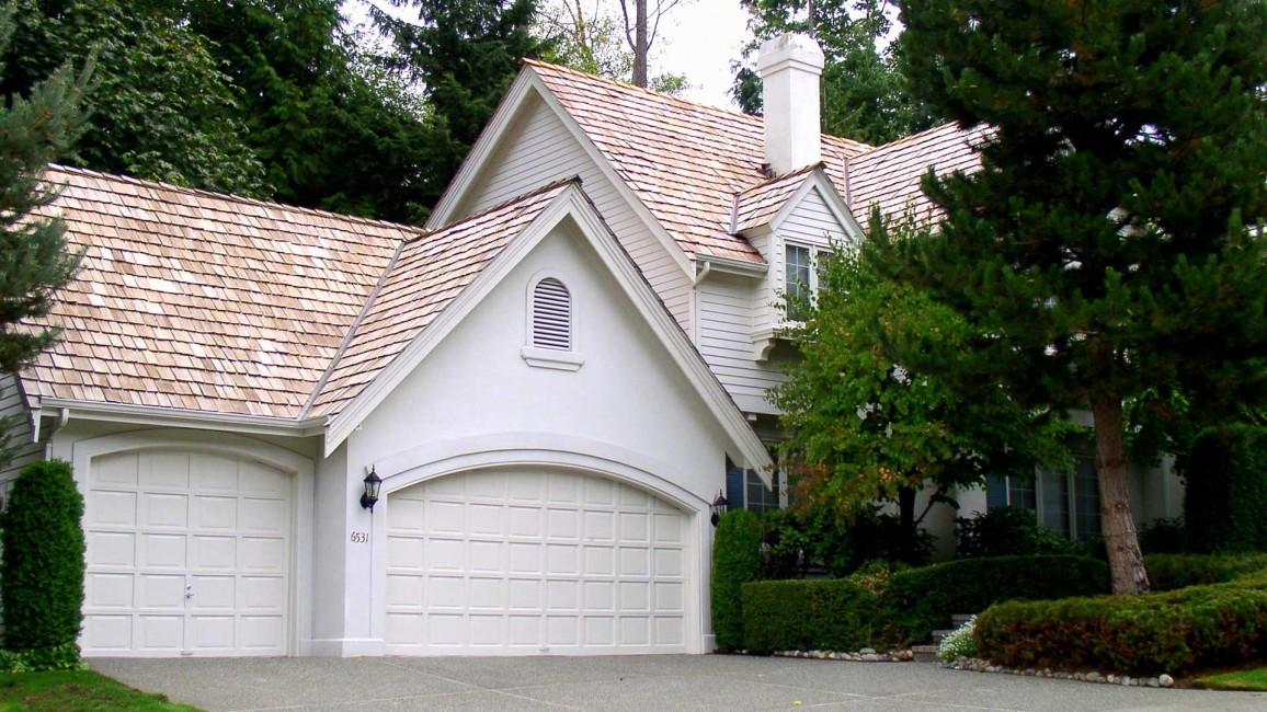 De juiste garagedeur geeft persoonlijkheid